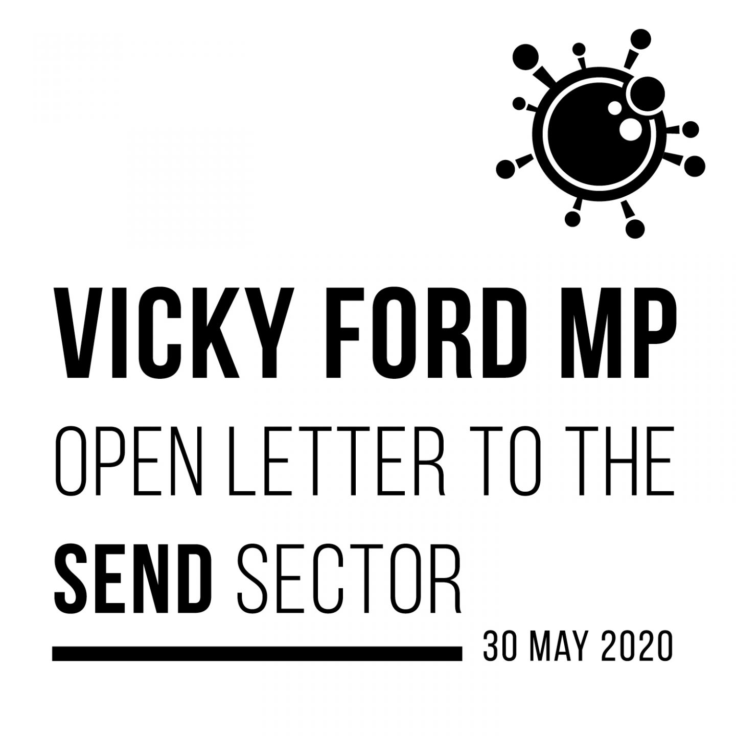 Vicky Ford MP Open Letter to the SEND Sector 2