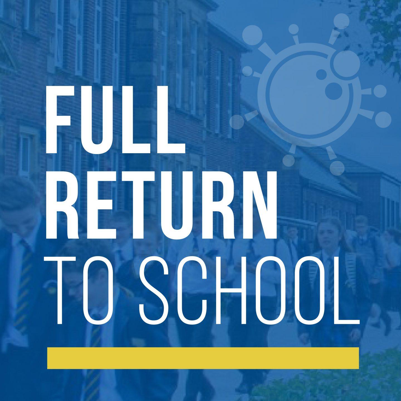 Full Return to School