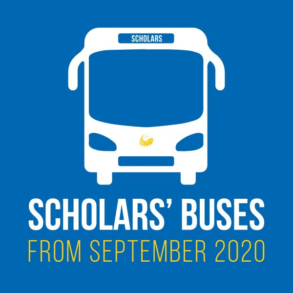 Scholars buses
