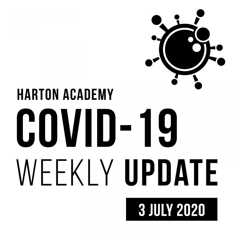 COVID-19 Weekly Update 13
