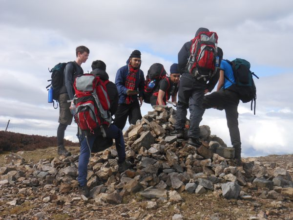 DofE Silver and Gold April 2017 --25