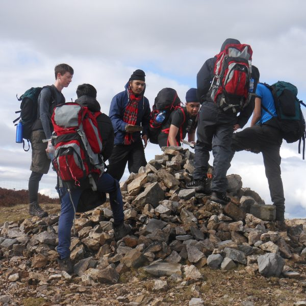 Silver and Gold Duke of Edinburgh training expeditions in the Yorkshire Dales