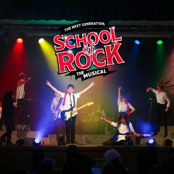 School of Rock - School Production 2017