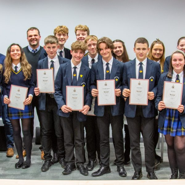DofE Presentation Evening_1