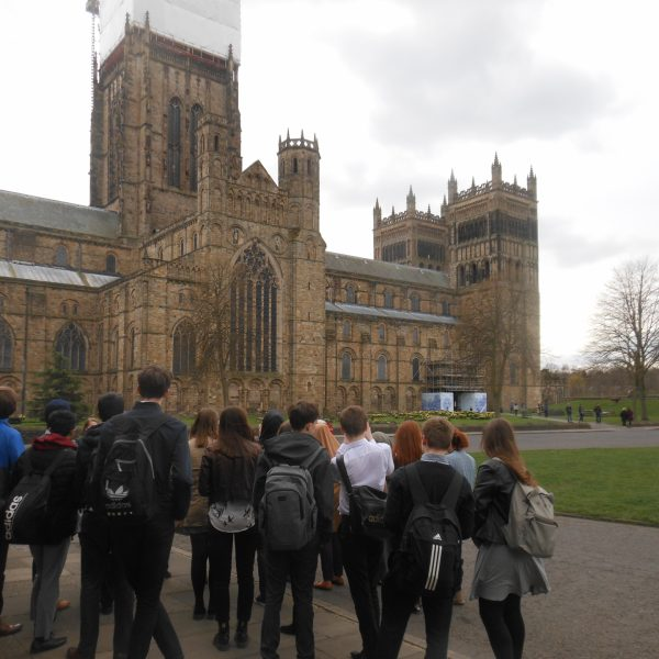 Durham University visit and tour