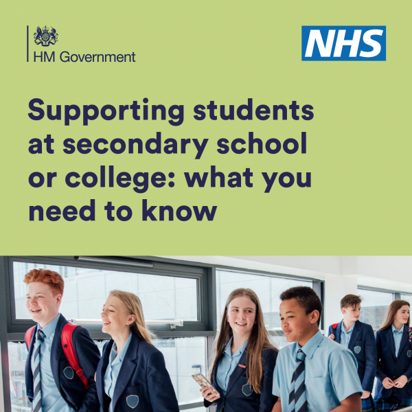 Supporting students at secondary school