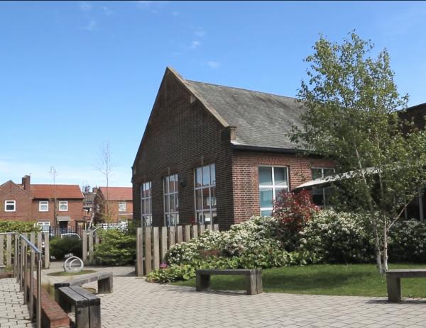 Harton Academy SEN Building