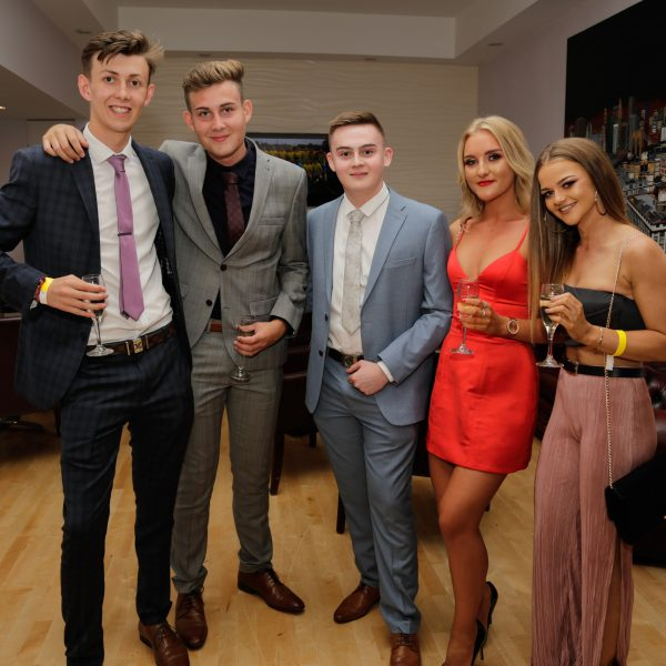 Leavers' Ball - 2018