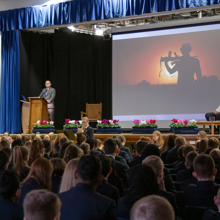 Remembrance Day 2018 SQ