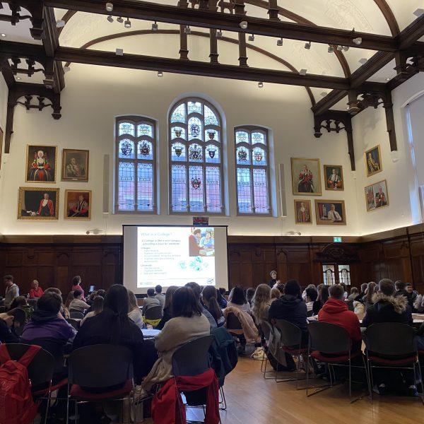 Cambridge University HE Conference