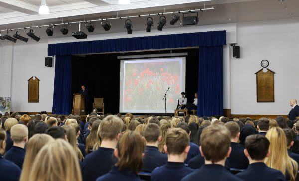 Remembrance Day 2017-2