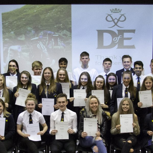 DofE Bronze Presentation Evening 2018 -18