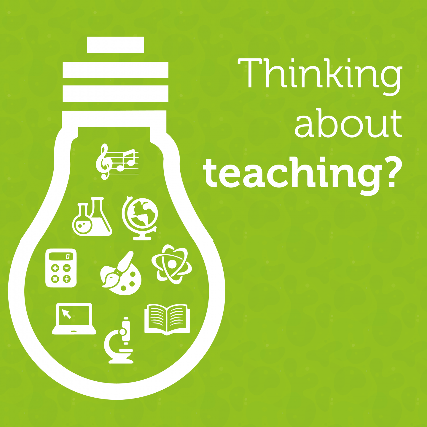 Thinking about teaching - SQ-01