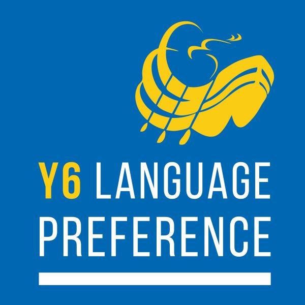 Y6 Language preference