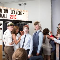 Leavers' Ball - 2015