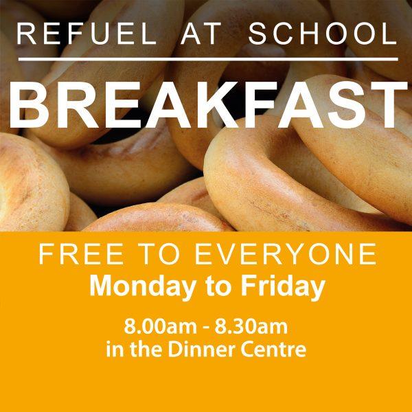 Free Breakfast SQ