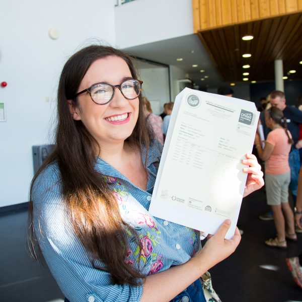A-level Results - 2017