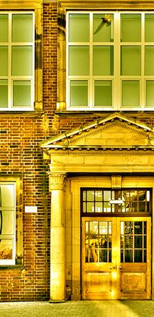 Harton Technology College - Front Door
