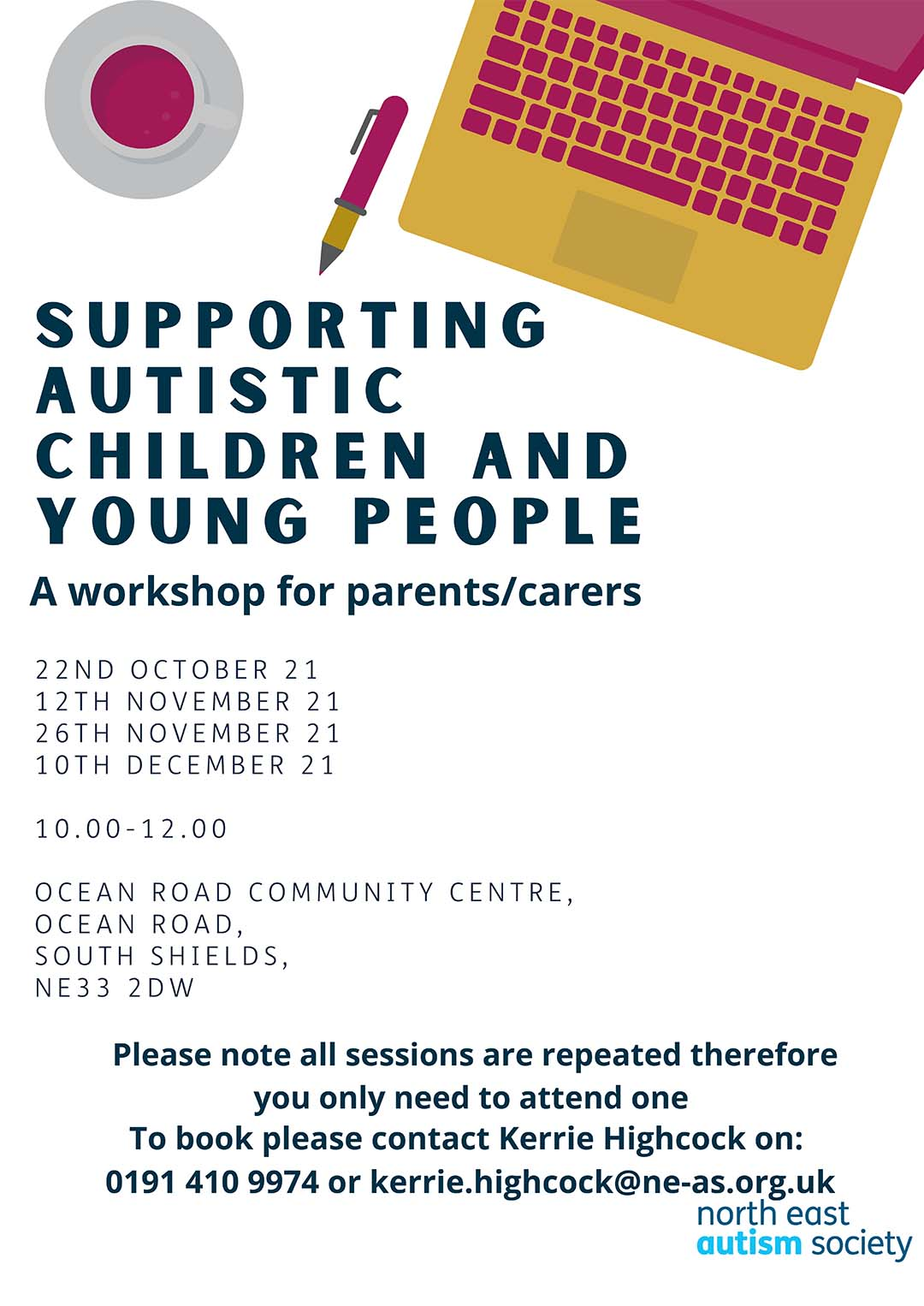 South Tyneside Autism Sessions