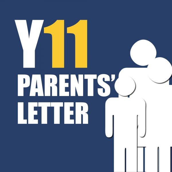 Parents Y11 Letter