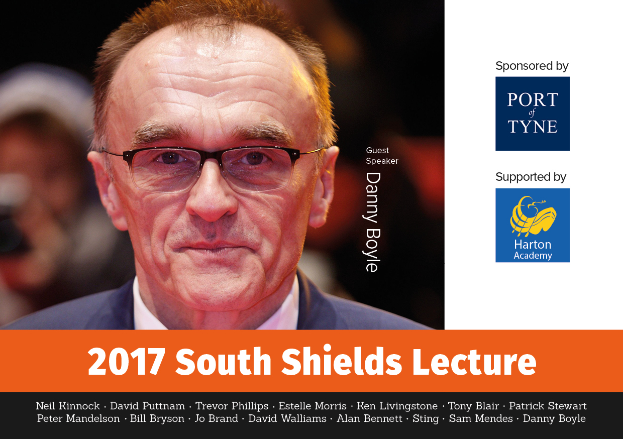 South Shields Lecture 2017