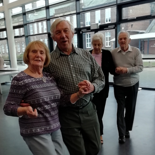 Community Tea Dance 2019 - 6 - SQ
