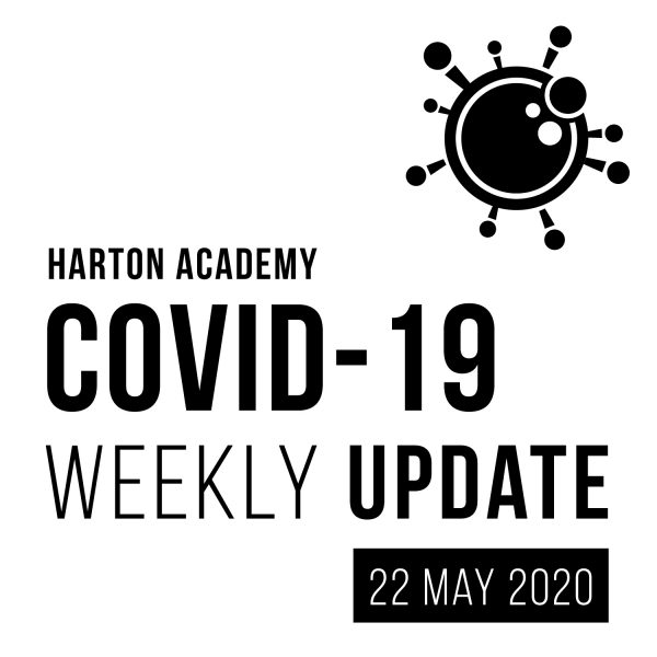 COVID-19 Weekly Update 8