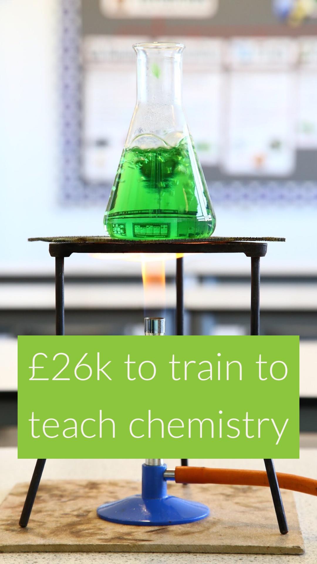 Chemistry Bursary