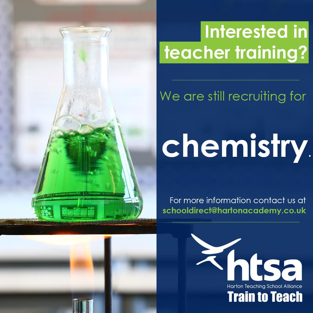 Chemistry recruitment