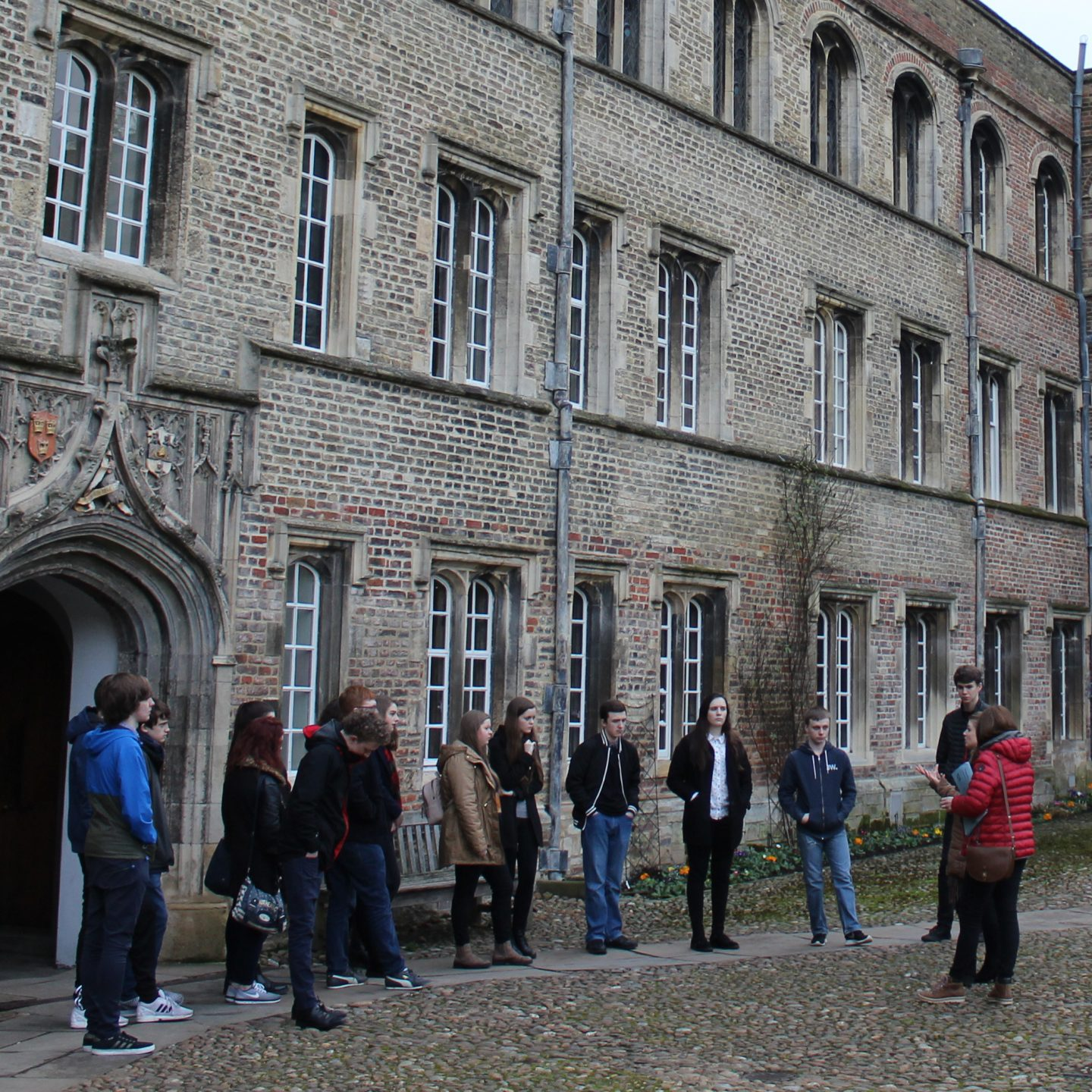 Cambridge University Trip - 6- SQ