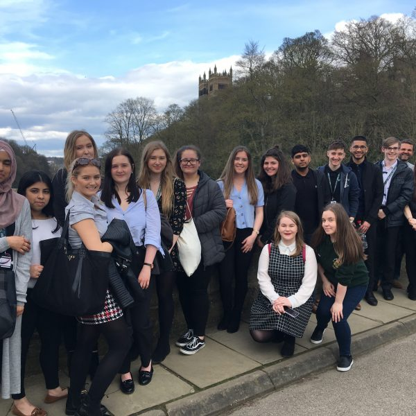 Durham University visit and tour 2018