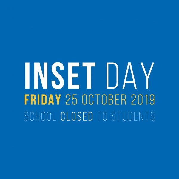 INSET Day Facebook Reminder