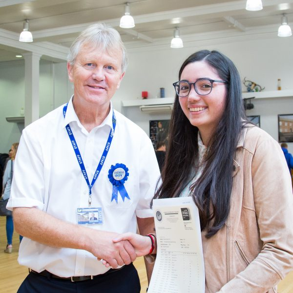 GCSE Results Day 2017 - Forder-1