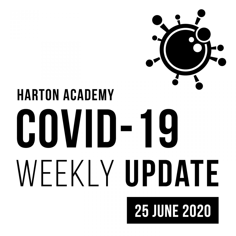 COVID-19 Weekly Update 12