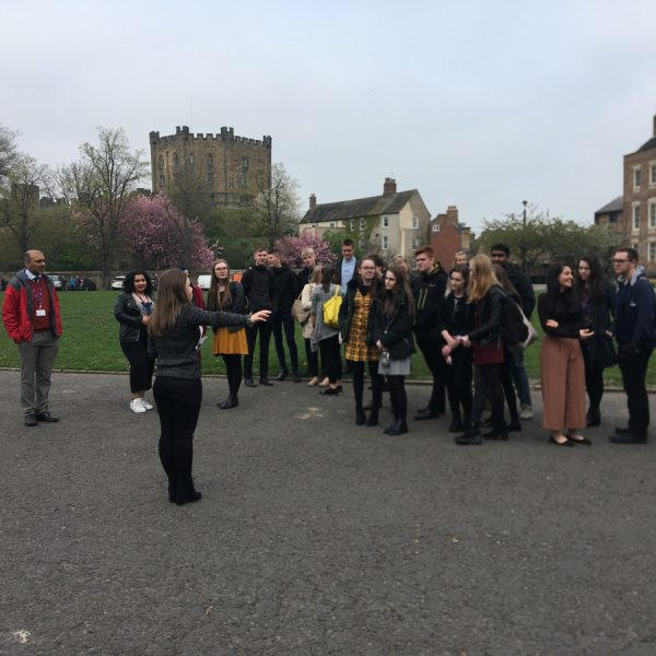Durham University visit - April 2019 -6