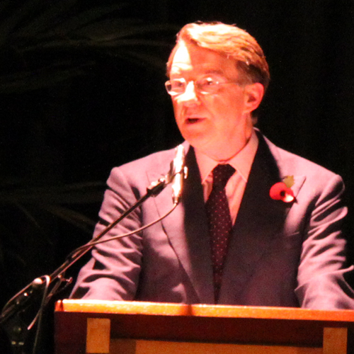 2009 - Lord Peter Mandelson