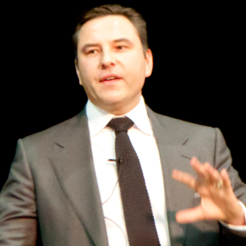 2013 - David Walliams